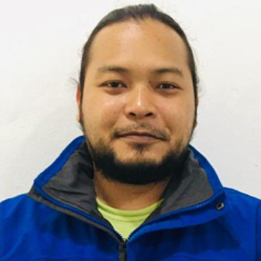 Mohammad Yuery Wazlan Abdul Wahad - Senior Ranger - Conservation Medicine